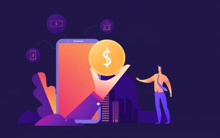 ExpertOption'da Nasıl Kaydolunur ve Para Çekilir